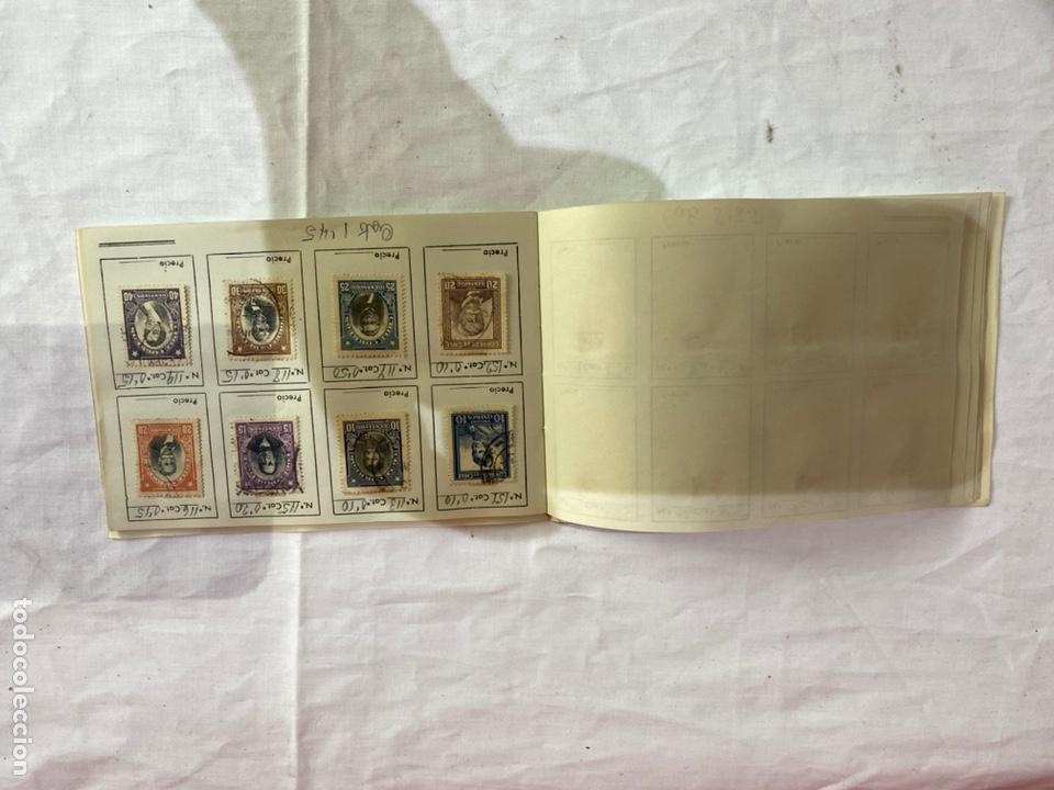 Sellos: Álbum de sellos antiguos chile clasificados. Coleccion 127 sellos . Ver fotos - Foto 9 - 261698080