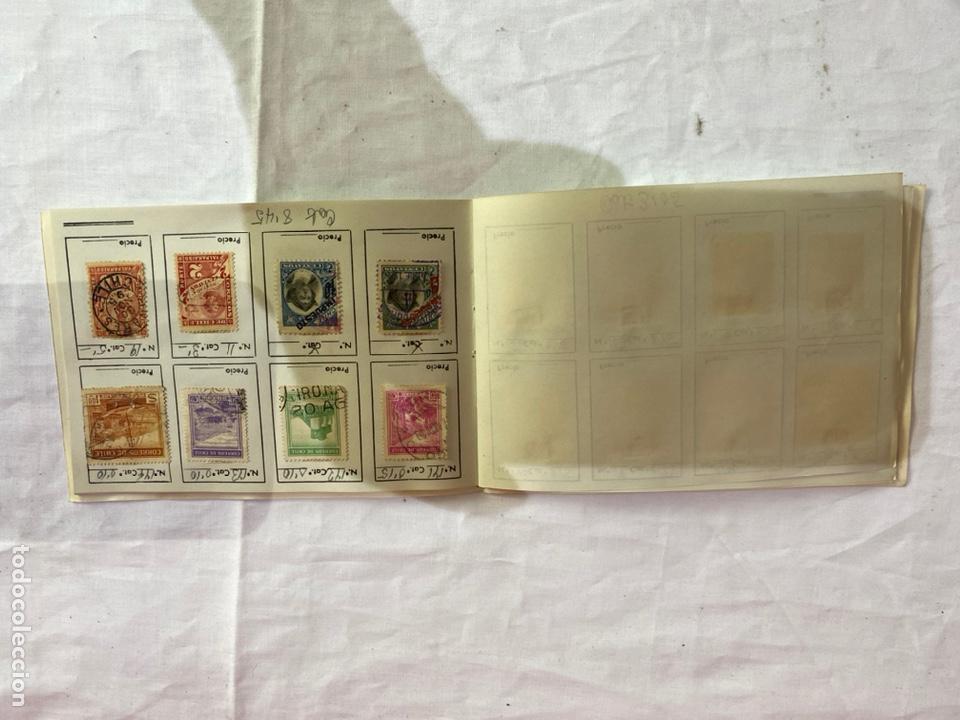 Sellos: Álbum de sellos antiguos chile clasificados. Coleccion 127 sellos . Ver fotos - Foto 11 - 261698080