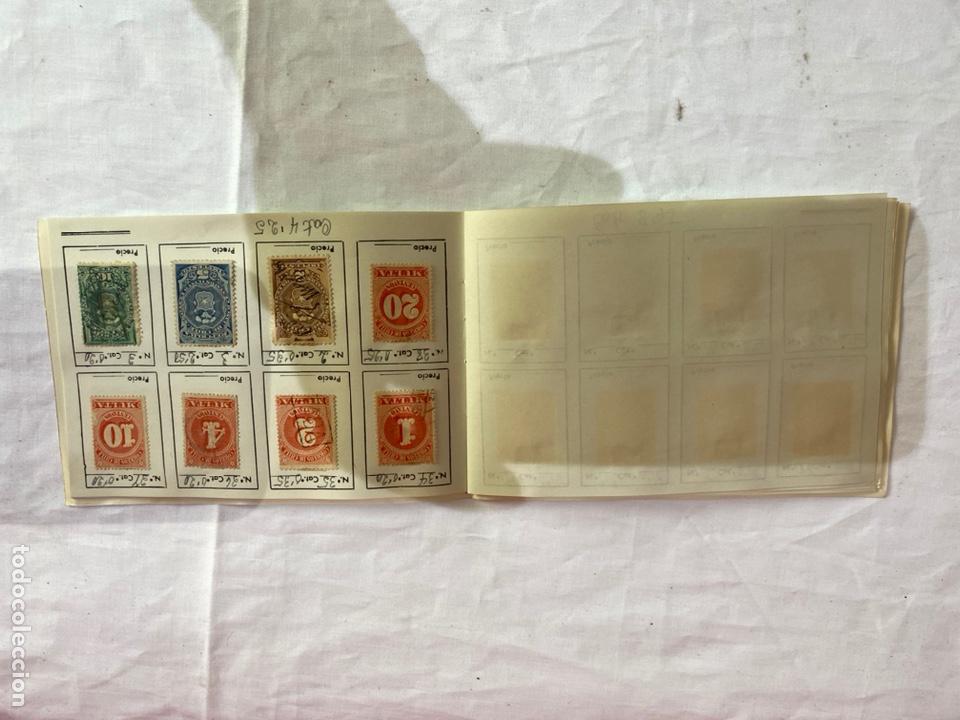 Sellos: Álbum de sellos antiguos chile clasificados. Coleccion 127 sellos . Ver fotos - Foto 12 - 261698080