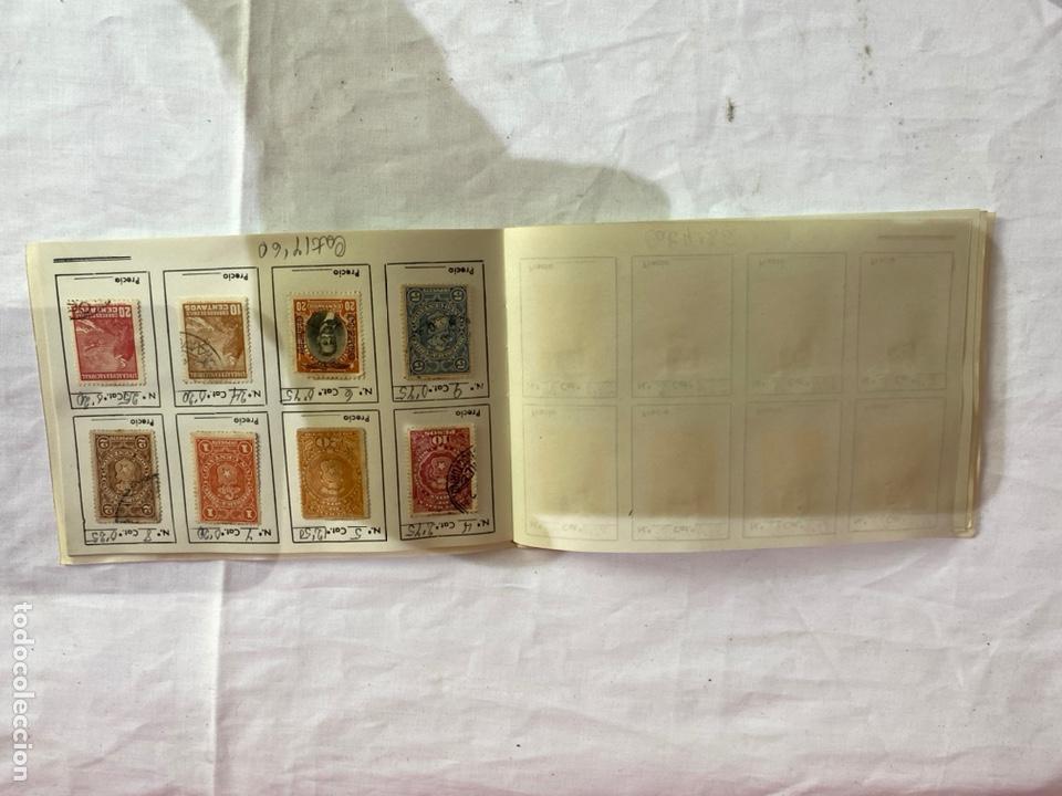 Sellos: Álbum de sellos antiguos chile clasificados. Coleccion 127 sellos . Ver fotos - Foto 13 - 261698080