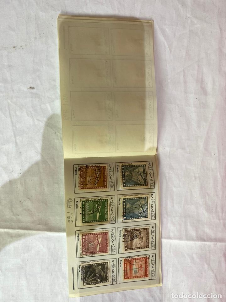 Sellos: Álbum de sellos antiguos chile clasificados. Coleccion 127 sellos . Ver fotos - Foto 15 - 261698080