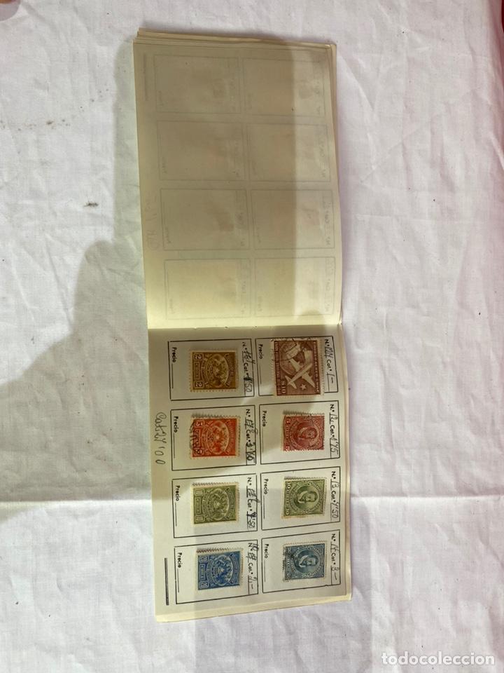 Sellos: Álbum de sellos antiguos chile clasificados. Coleccion 127 sellos . Ver fotos - Foto 16 - 261698080