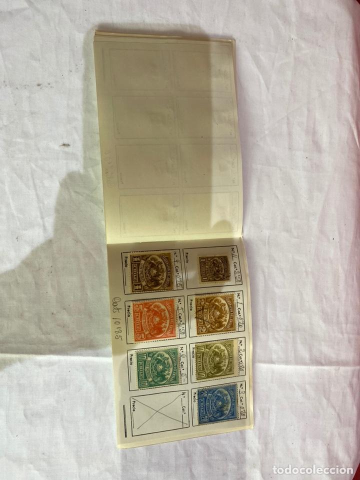 Sellos: Álbum de sellos antiguos chile clasificados. Coleccion 127 sellos . Ver fotos - Foto 17 - 261698080