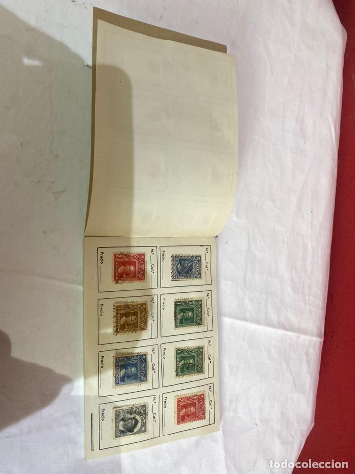 Sellos: Álbum de sellos antiguos chile catalogados.ver fotos - Foto 3 - 261799220