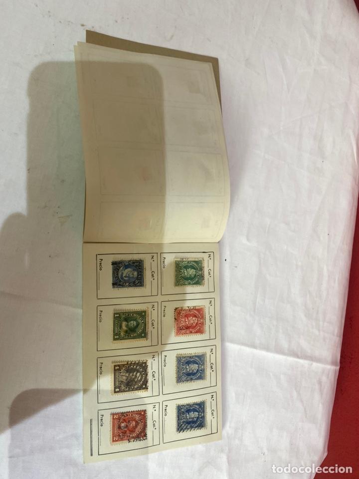 Sellos: Álbum de sellos antiguos chile catalogados.ver fotos - Foto 4 - 261799220