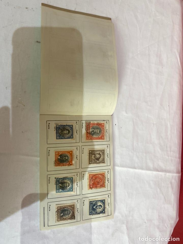 Sellos: Álbum de sellos antiguos chile catalogados.ver fotos - Foto 6 - 261799220