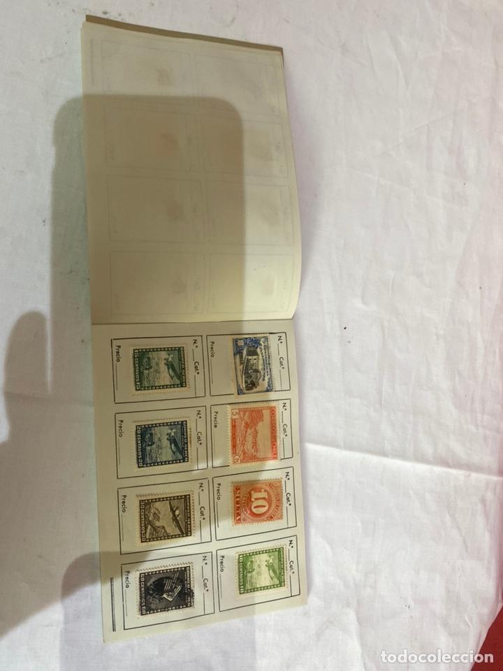 Sellos: Álbum de sellos antiguos chile catalogados.ver fotos - Foto 8 - 261799220