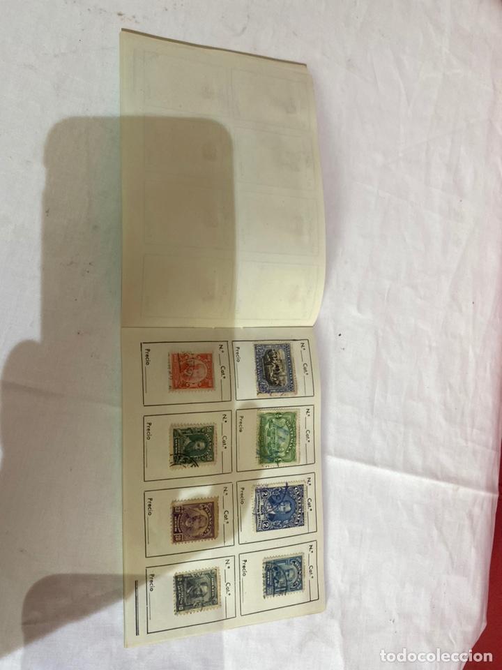 Sellos: Álbum de sellos antiguos chile catalogados.ver fotos - Foto 11 - 261799220