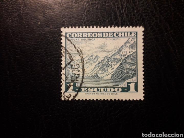 CHILE YVERT 323 SERIE COMPLETA USADA 1968 LAGUNA DE INCA. MONTAÑAS. PEDIDO MÍNIMO 3€ (Sellos - Extranjero - América - Chile)