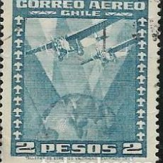 Sellos: CHILE AÉREO YVERT 39. Lote 265912143