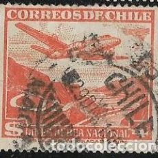 Sellos: CHILE AÉREO YVERT 134. Lote 265915028