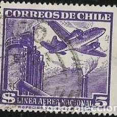 Sellos: CHILE AÉREO YVERT 135. Lote 265915318