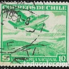 Sellos: CHILE AÉREO YVERT 136. Lote 265974148