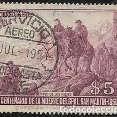 Sellos: CHILE AÉREO YVERT 138. Lote 265974303