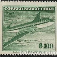 Sellos: CHILE AÉREO YVERT 163. Lote 265974513