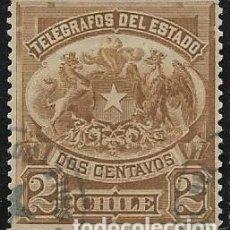 Sellos: CHILE TELÉGRAFOS YVERT 1. Lote 265986408