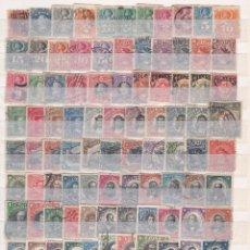Sellos: MAGNIFICO LOTE DE 300 SELLOS USADOS DE REPUBLICA DE CHILE HASTA LOS AÑOS 40 ( VER FOTOS ). Lote 289855328