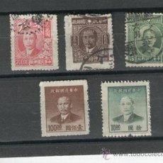 Sellos: SELLOS. ANTIGUOS.CHINA. . Lote 28026997