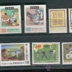 Sellos: SELLOS.MODERNOS. CHINA. AÑOS 1970.. Lote 29921121