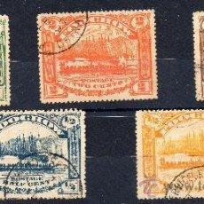 Sellos: CHINA, FOOCHOW, 1895, MAGNIFICO LOTE DE USADOS. Lote 36121879