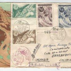 Sellos: 1960 - CORREO AÉREO CONMEMORATIVO DE CHUNGLI - CHINA. Lote 51225673