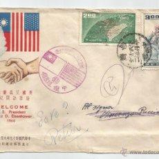 Sellos: 1960 - CORREO AÉREO DE CHUNGLI - CHINA. Lote 51225739