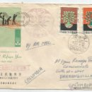 Sellos: 1960 - CORREO AÉREO DE CHUNGLI - CHINA. Lote 51225766