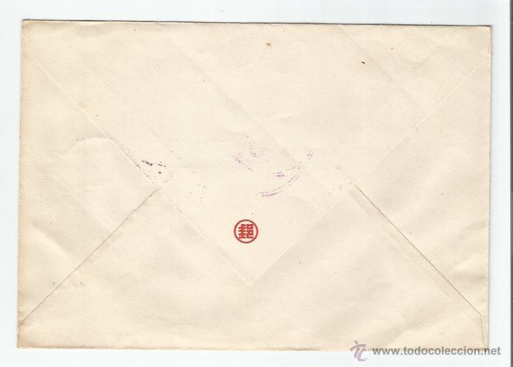 Sellos: 1960 - SOBRE PRIMER DÍA DE SERVICIO - CHINA - Foto 2 - 51225795