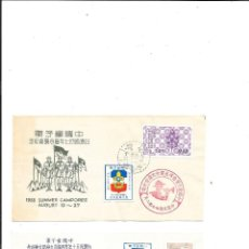 Sellos: FORMOSA-TAIWAN BOY SCOUTS. Lote 110098891