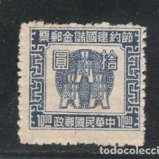 Sellos: CHINA - USADO - ADELGAZAMIENTO. Lote 115336495
