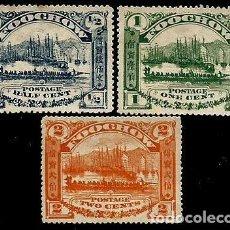 Sellos: CHINA FOOCHOW 1895 NUEVOS SIN GOMA. Lote 115695039