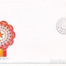 Sellos: CHINA 1988 7º CONGRESO NACIONAL SOBRE PRIMER DIA. Lote 134188014