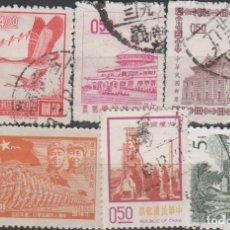 Sellos: LOTE 6 SELLOS CHINA. Lote 148974902