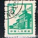 Sellos: CHINA, REPUBLICA POPULAR, Nº 8065, EDIFICIOS DE PEKIN: MUSEO DE LA REVOLUCION, USADO. Lote 160839102
