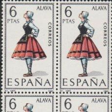 Sellos: LOTE (8) SELLOS ALAVA NUEVOS. Lote 177562994