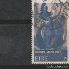 Sellos: LOTE (8) SELLOS SELLO IRLANDA. Lote 165046074