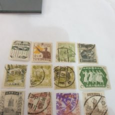 Sellos: SELLOS USADOS DE CHINA. Lote 171499293