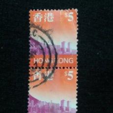 Sellos: SELLO, CHINA HONG KONG, $5, AÑO 1990, SIN USAR.. Lote 172856708