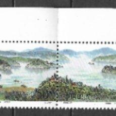 Timbres: CHINA 1998 LAGO JINGPO ** - 14/10. Lote 181205491