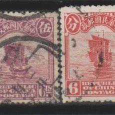 Sellos: LOTE G SELLOS CHINA. Lote 184779738