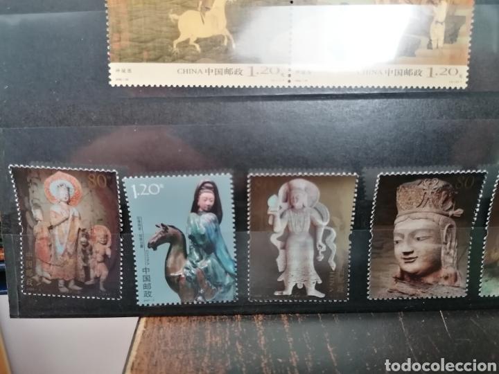 Sellos: China, Arte series nuevas años 2000 - Foto 4 - 197169888