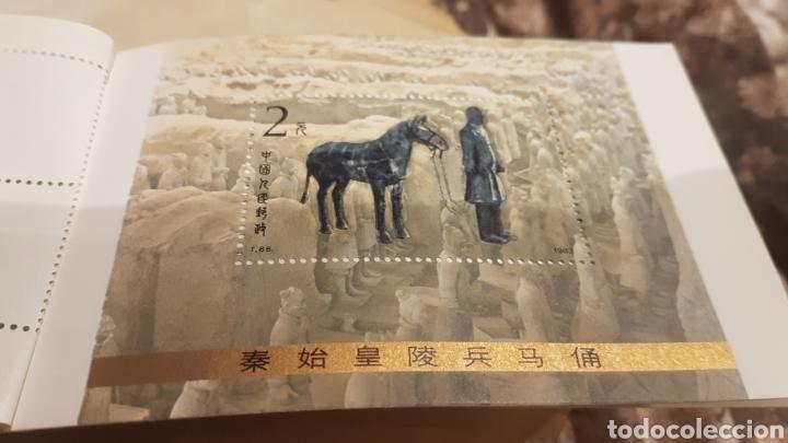 Sellos: Carnet china 1983 - Foto 3 - 199334150