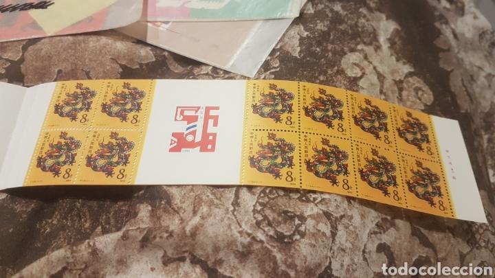 Sellos: Carnet china 1988 - Foto 2 - 199423045