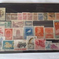 Selos: LOTE SELLOS CHINA. Lote 201283112