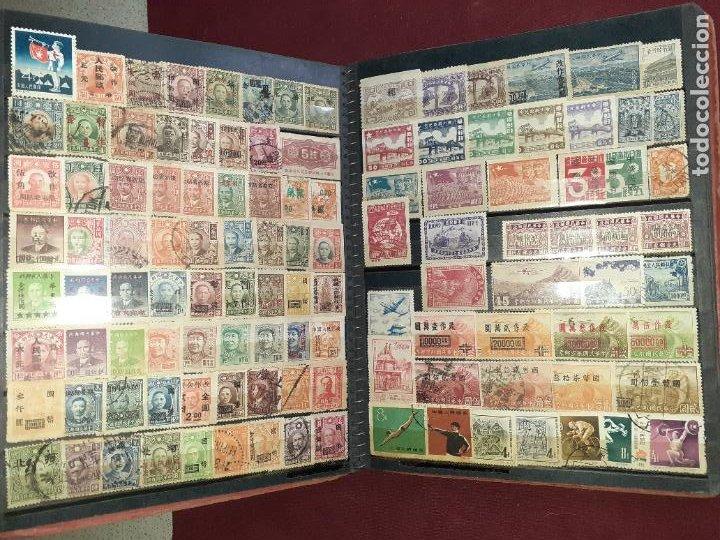 CHINA. 116 SELLOS (Sellos - Extranjero - Asia - China)