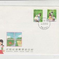 Selos: LOTE A-SOBRE CHINA SELLOS. Lote 206248893