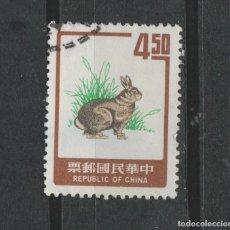 Sellos: LOTE S- SELLO CHINA FAUNA ALTO VALOR. Lote 211459741