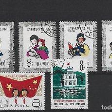 Selos: CHINA. Lote 268284799