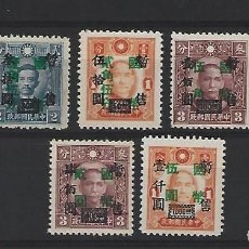 Timbres: CHINA. Lote 268290054