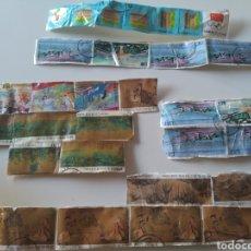 Sellos: CURIOSO LOTE DE SELLOS CHINA 1,20 YEN. 31 SELLOS.. Lote 268987454